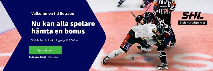 Sveriges största sportbonusar 2019