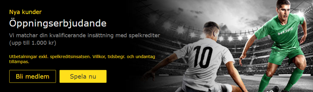 Bra sportbonusar till Allsvenskan 2019