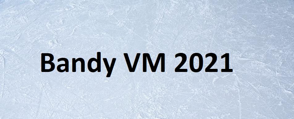 Bandy VM 2021 bästa odds och bonusar